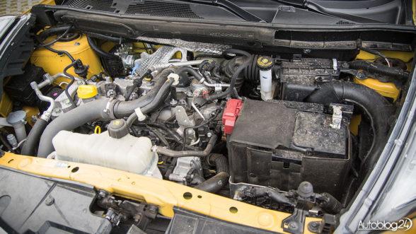 Nissan Juke - 1.2 DIG-T - silnik