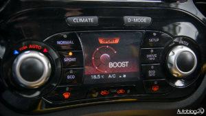 Nissan Juke - D-Mode
