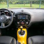 Nissan Juke - środek - 01
