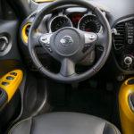 Nissan Juke - środek - 02