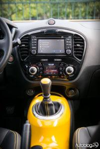Nissan Juke - środek - 03