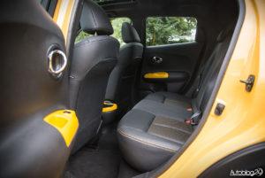 Nissan Juke - środek - 14