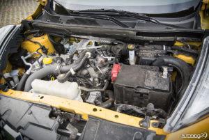 Nissan Juke - środek - 18
