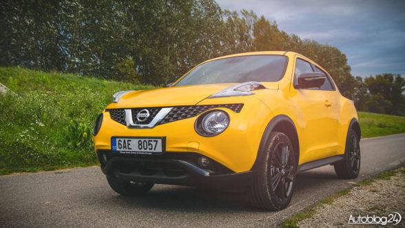 Nissan Juke - test