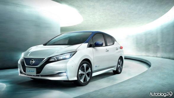 Nissan Leaf II - 2018