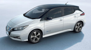 Nissan Leaf II generacji (2018) – zdjęcia, zasięg, czas ładowania, cena