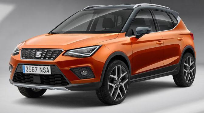 Seat Arona – silniki i ceny w Polsce tego kompaktowego crossovera
