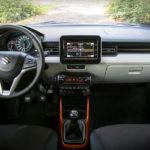 Suzuki Ignis - środek - 01