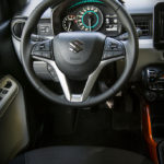 Suzuki Ignis - środek - 02