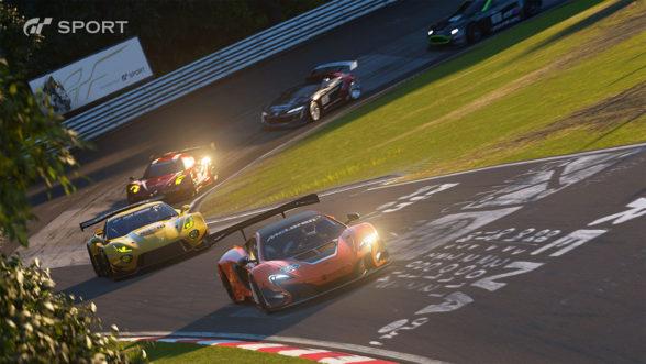 Gran Turismo Sport - beta