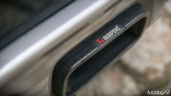 Renault Clio - Akrapovic