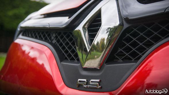 Renault Clio R.S. - logo