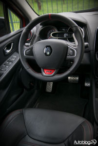 Renault Clio RS - środek - 02