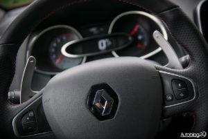 Renault Clio RS - środek - 03