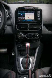 Renault Clio RS - środek - 04