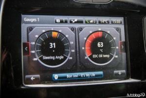 Renault Clio RS - środek - 11
