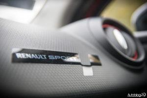 Renault Clio RS - środek - 18