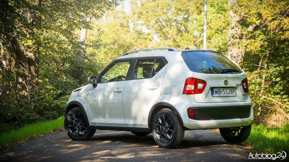 Suzuki Ignis test - 2017