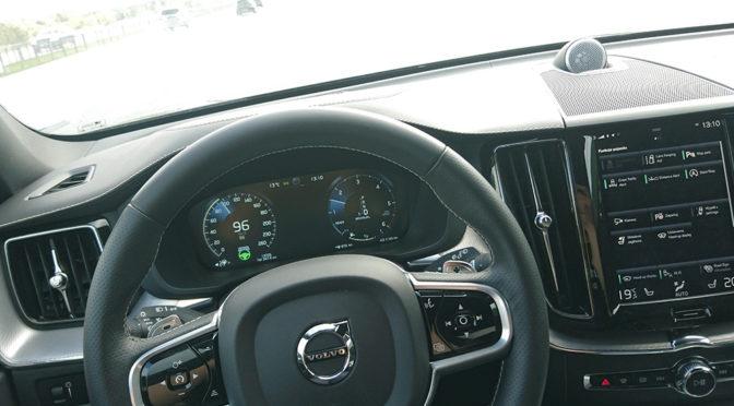 Jak działa Volvo Pilot Assist II? Sprawdzam to w nowym XC60