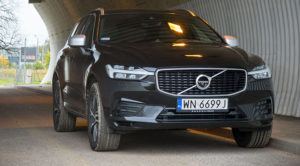 Volvo XC60 R-Design D5 AWD Geartronic. SUV'owa ekstraklasa – TEST