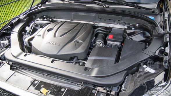 Volvo XC60 - silnik D5