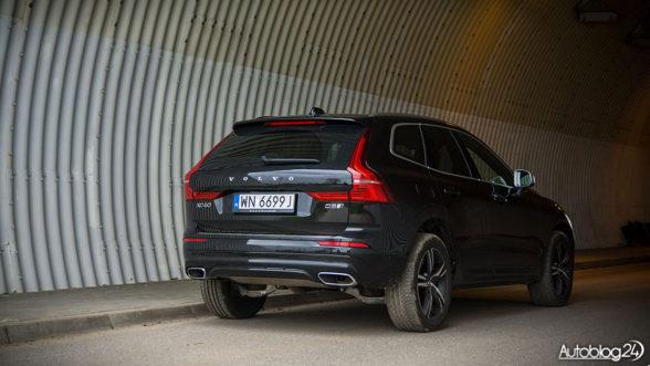 Volvo XC60 R-Design - 2018