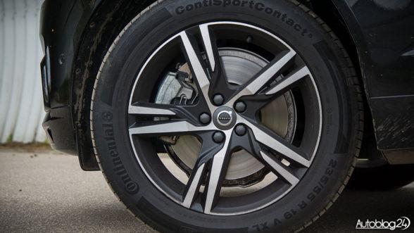Volvo XC60 - felgi