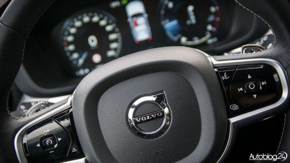 Volvo XC60 - kierownica