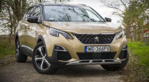 Peugeot 5008 Allure 1,6 THP 165 KM. Bo liczy się wnętrze – TEST