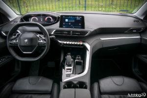 Peugeot 5008 - wnętrze - 01