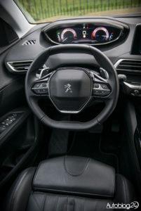 Peugeot 5008 - wnętrze - 02