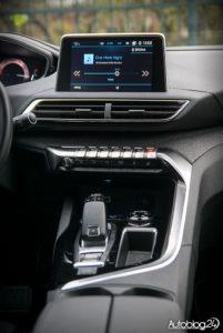 Peugeot 5008 - wnętrze - 03