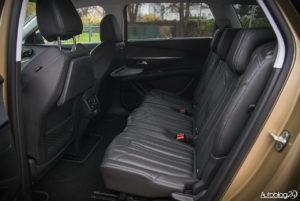 Peugeot 5008 - wnętrze - 16