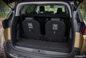 Peugeot 5008 - wnętrze - 18