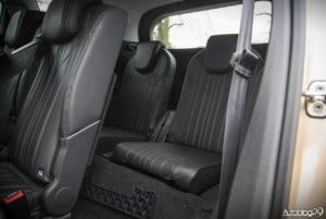Peugeot 5008 - wnętrze - 19