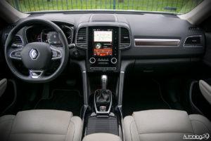 Renault Koleos - środek - 01