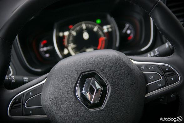 Renault Koleos - środek - 05