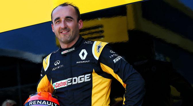 Robert Kubica w zespole Williams? Sezon 2018 Formuły 1 z Polakiem coraz realniejszy
