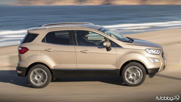 Ford EcoSport - polska premiera