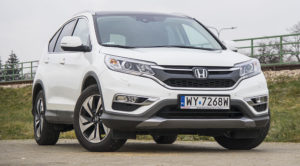 Honda CR-V 2.0 i-VTEC Executive. Wciąż w formie – TEST