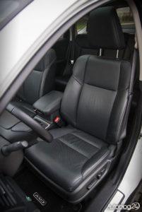 Honda CR-V - wnętrze - 14