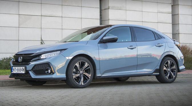 Honda Civic X (2018) - sedan, hatchback, automat, manual. Jaką wersję kupić?