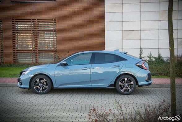 Honda Civic hatchback - galeria - 02