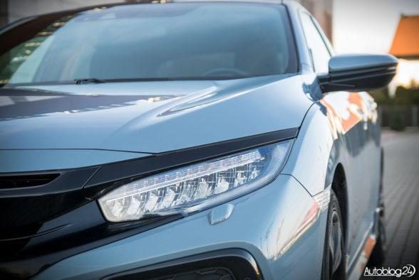 Honda Civic hatchback - galeria - 07