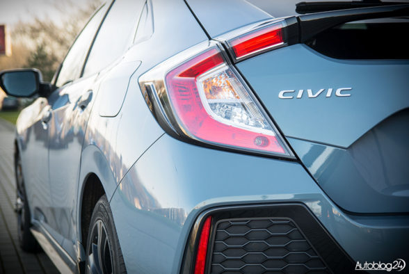 Honda Civic hatchback - galeria - 08