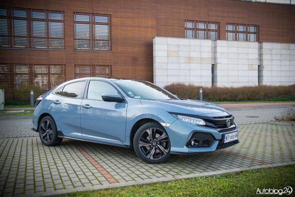 Honda Civic hatchback - galeria - 10