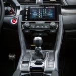 Honda Civic hatchback - wnętrze - 04