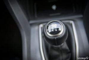 Honda Civic hatchback - wnętrze - 08