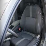Honda Civic hatchback - wnętrze - 10