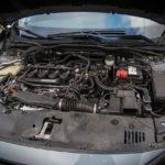 Honda Civic hatchback - wnętrze - 15